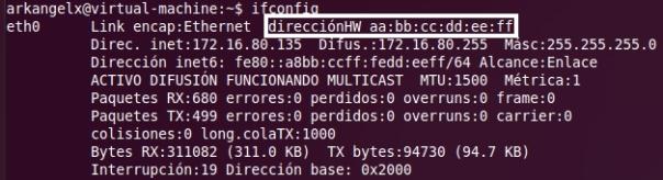 MAC Address